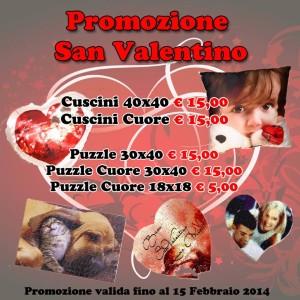 Promozione San Valentino 2014